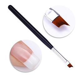 1 Pc Black Handle Nails Brushes DIY Painting Drawing Pen Pro