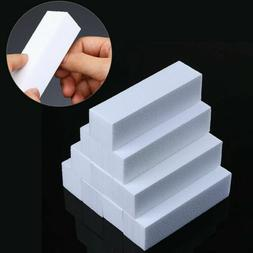 10pcs Nail Art Buffer Block 4 Way Sanding Block Files Sponge