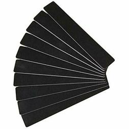 10pcs Professional Double Sided Nail Files Emery Board Grit