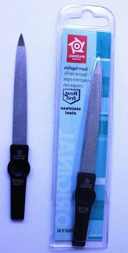 Pfeilring 1202/13i Sapphire Matt Black Nail File 130mm - Mad