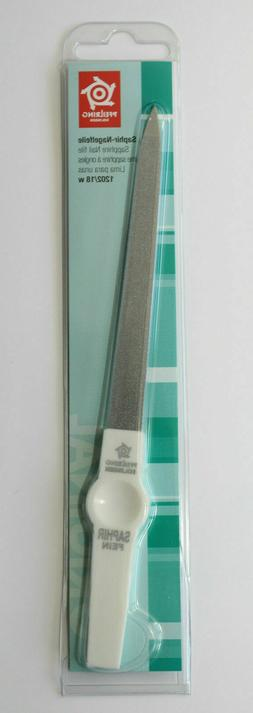 Pfeilring 1202/18W Sapphire White Nail File 18cms  - Made in