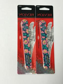2 Pks - Revlon 6 Layered Nail File Love Collection Leah Gore