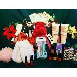 31pc OPI Spa Gift Setw/ Slippers, Lotions, Electric Nail Fil
