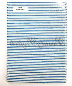 50pc Professional White Acrylic Nail File 80/80 Grit Sanding