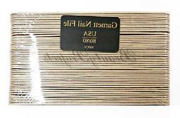50pcs Salon Professional 80/80 Garnet Board Manicure Nail Fi