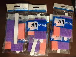6 Set~**High Quality** Nail File Buffer Pedicure Manicure Pu