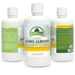 78 Organic Plant Derived Trace Minerals - Excellent for Hair