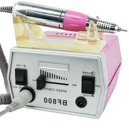 Beauties Factory Electric Nail File Drill Set with Carbide B