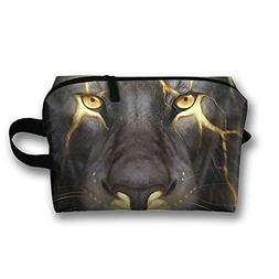 Create Magic - Lightning Lion Student Pen Pencil Case Waterp