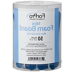 blue mini foam 220 320 grit double