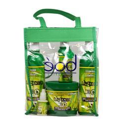 BOE Crece Pelo 5 Pack Combo Set w/ Tote Bag