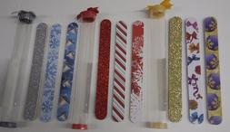 Trim Brand Assorted Professional Salon Boards Holiday Theme