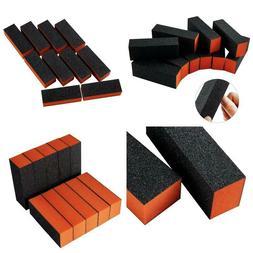 Buffer Buffing Sanding 4 sides Block Files Grit Acrylic Pedi