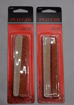 Revlon Compact Emery Boards 24 count nail files shapes manic