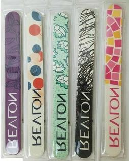 Revlon Designer Nail File, Assorted Colors/Designs 1 file
