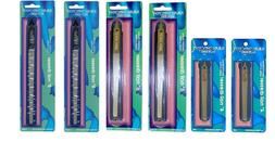 "Diamond Deb 2 EACH 4"", 6"", 8"" INCH nail files in case - GREA"