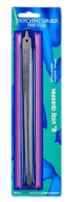 "Diamond Deb kurlash  8"" INCH nail file in case - GREAT FILE"