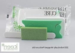 Disposable Pedicure Kit  200/Case