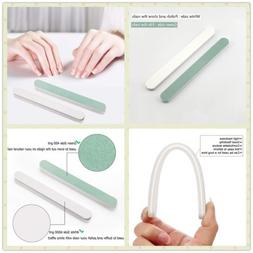 Double-side Nail Buffer File Polisher Tool Smooth and Shiny