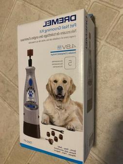 Dremel 7300-PT 4.8V Cordless Pet Dog Nail Grooming & Grindin