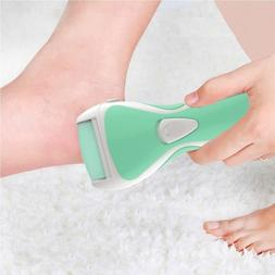 Electric Callus Remover Nails Care Feet Heels Shaver File Dr