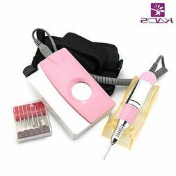 KADS Electric Nail Art Drill File Manicure Pedicure Machine