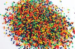 Mega Shop - Fish Bowl Beads 50000 Pcs. / Bag Mixed Color - H