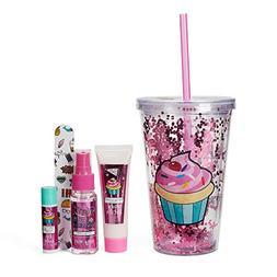 Fun Insulated Kids Cup Kids Tumbler Gift Set - Sweet Like Do