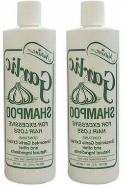 Nutrine Garlic Shampoo Unscented 16oz