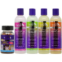 The Mane Choice Kids Hair Care 4-piece Collection & Gummy Vi