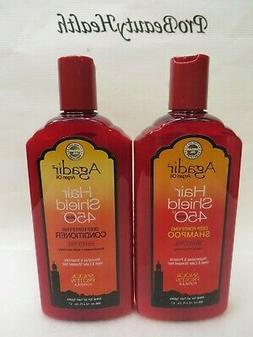 Hair Shield 450 Plus Deep Fortifying Shampoo - Sulfate Free