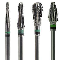 HM Nail File Drill Bit Cutter Attachment Tungsten Carbide