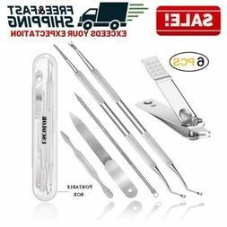 ingrown toenail tool kit stainless steel nail