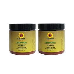 Tropic Isle Living Jamaican Black Castor Oil Hair Food 4 Oz.