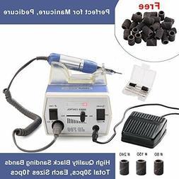 Makartt JD700 Professional 30000RPM Nail Drill Machine 100V-