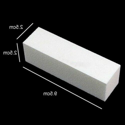 10pcs Buffer Block 4 Sanding Block Sponge Polisher Tips