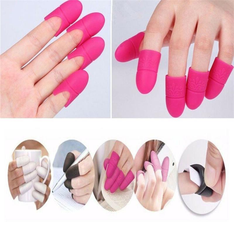 10pcs nail art silicone uv gel polish