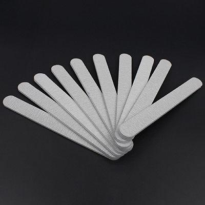 13 Sanding Files Block Acrylic Tool
