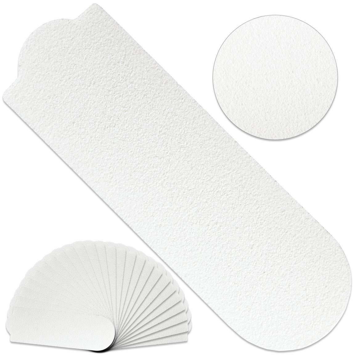 25pcs stainless steel pedi nail file refill