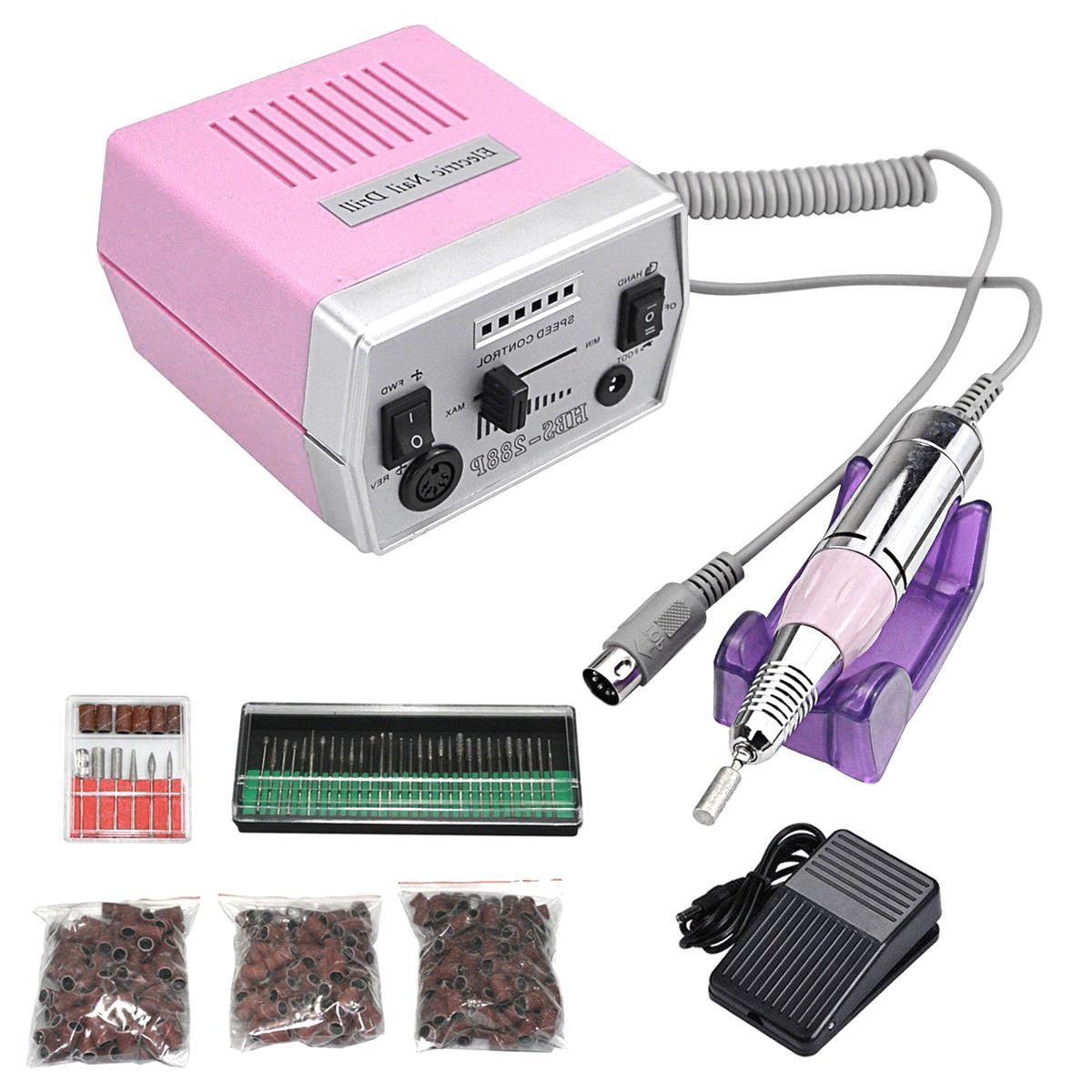 30000rpm nail electric manicure machine pedicure milling
