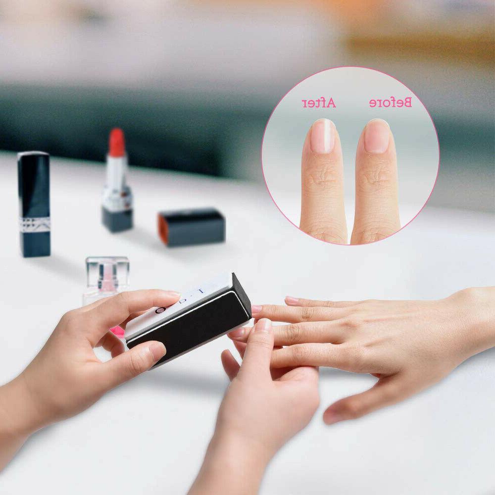 7Pcs Professional 100/180 Damper Brush Salon