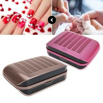 68w pro nail dust collector nail art