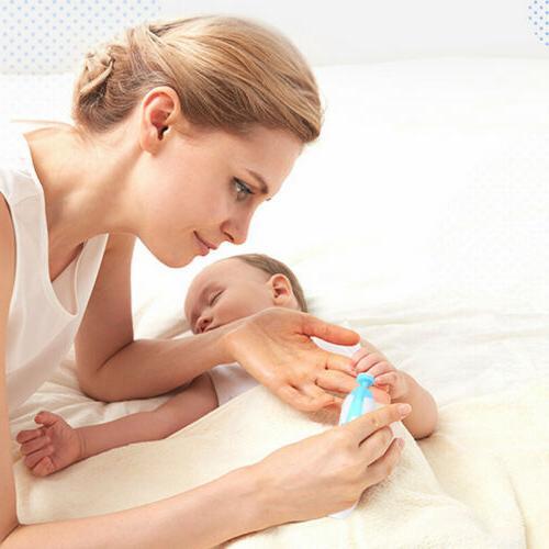 Safety File Toddler Nails Light