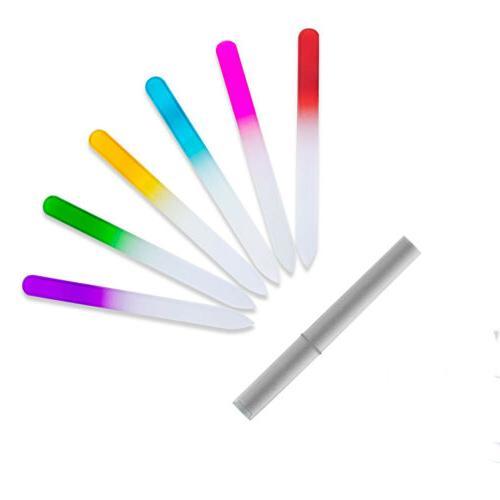 EZGO 6pc Nail Files Pedicure File Logo
