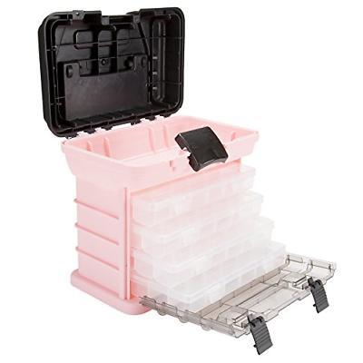 Stalwart Parts Box 4 Pink
