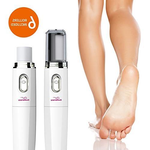 Electric & Callus Remover Pedi to Nails Perfect & Pedicure Feet Polisher and Shine