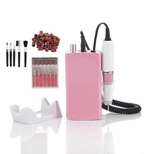 Miss Sweet Nail Drill Machine Electric Nail File Acrylic Gel