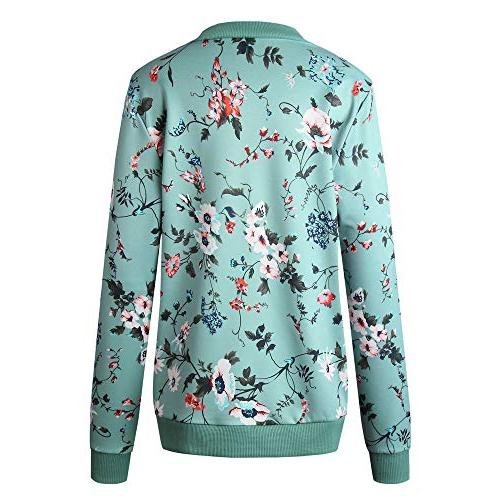 Moserian Ladies Floral Jacket Coat