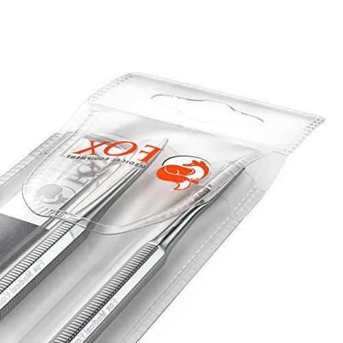 Surgical Stainless Ingrown Toenail Tool Kit by Fox Medical