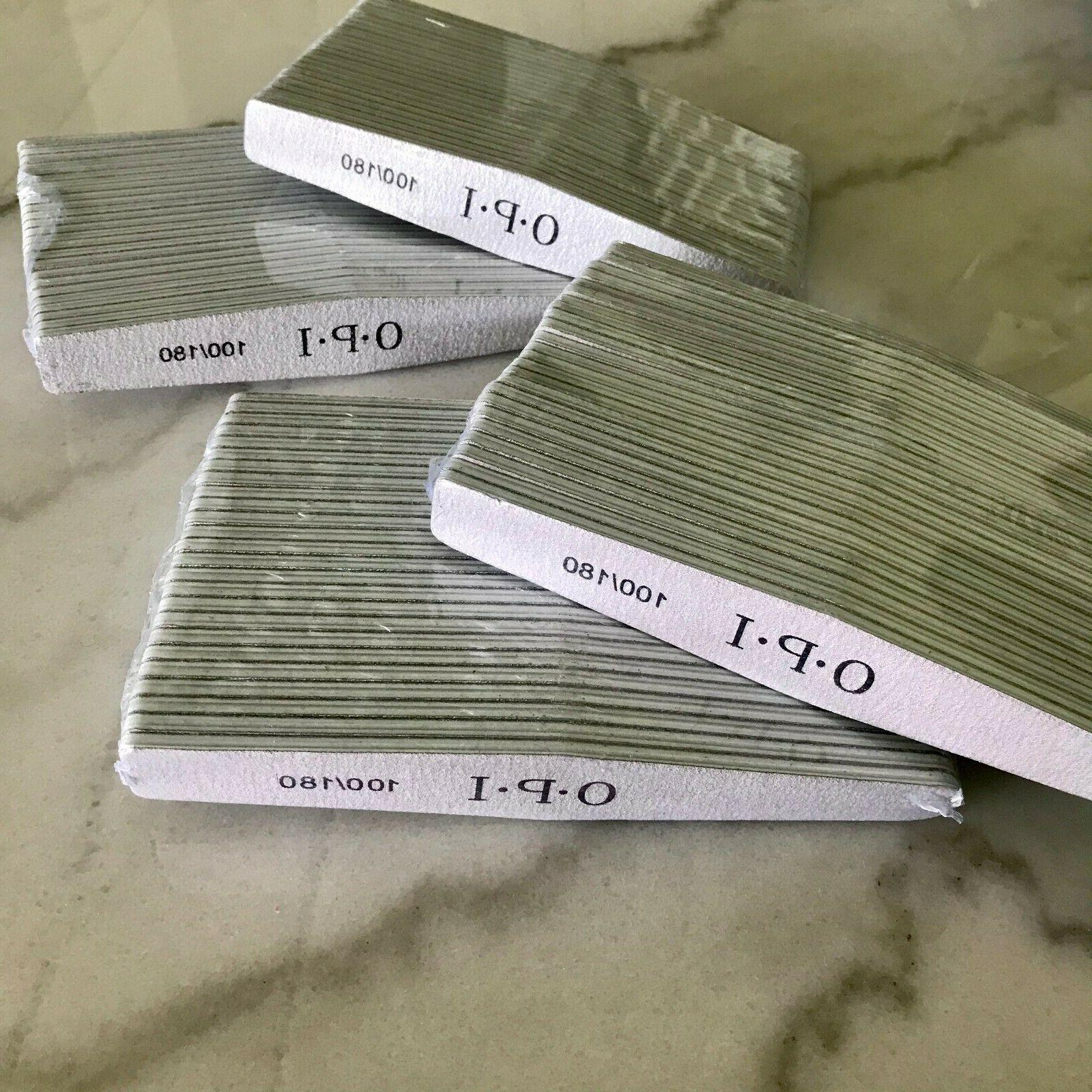 OPI UV Nail Foam GRIT 100/180 Professional